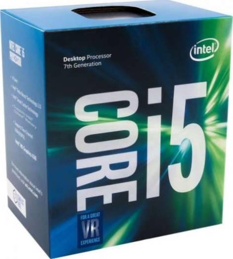 Intel Core i5-7600 Kaby Lake 7th Gen 4-Core 3.5 GHz LGA1151 Intel HD Graphics 630 Desktop Processors | BX80677I57600