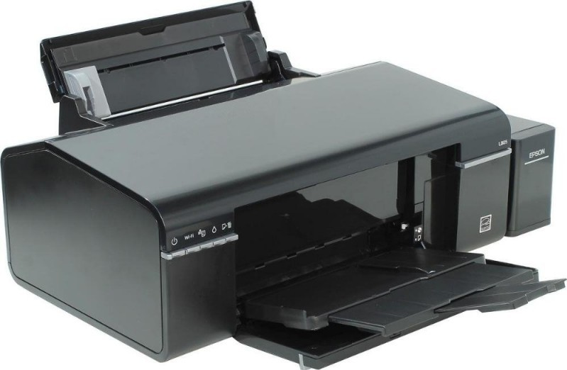 Epson L805 InkJet Photo A4 Wireless Printer with CIS Tank Continuous Ink  System