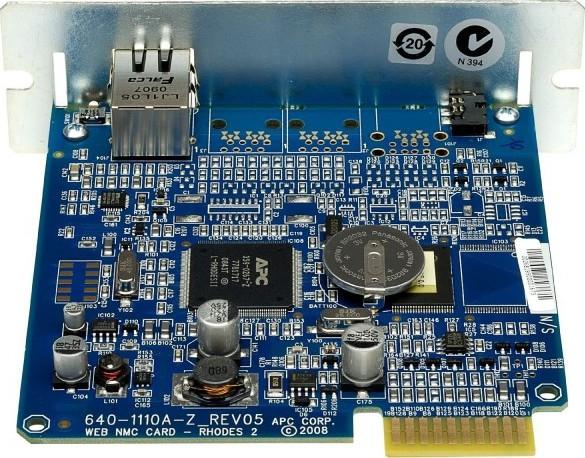 Apc Ap9630 Ups Network Management Card 2 Buy Best Price