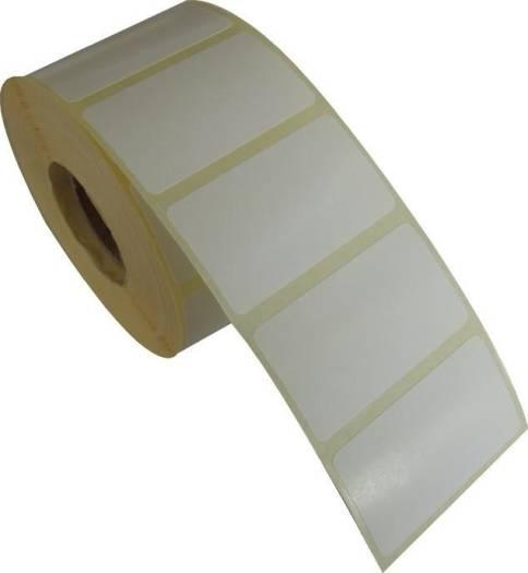 76mm x 50mm TTR Label 1000 label per Roll 3 inch core