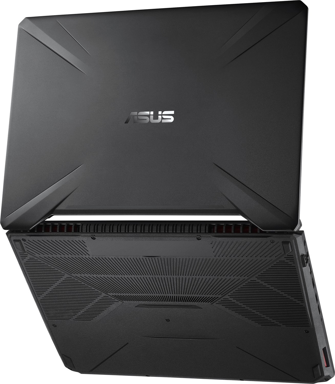 Asus TUF FX505 i7 8750H 2 2 Ghz, 16GB RAM, 1TB HDD + 256GB SSD, 15 6 FHD  144Hz, 6GB GTX1060, Blue