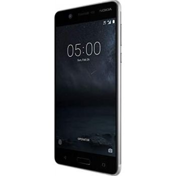 Nokia 5 Dual SIM, Mobile Phone, 16GB, 4G LTE - Silver | N14802391A