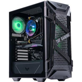Best Gaming PC for FPS Games ( Ryzen 5 3600, 16gb RAM 3200Mhz Dual Channel, RTX 3060 Ventus Gaming Edition, 500GB SSD + 1TB HDD, 650W Power Supply, Wi-Fi)