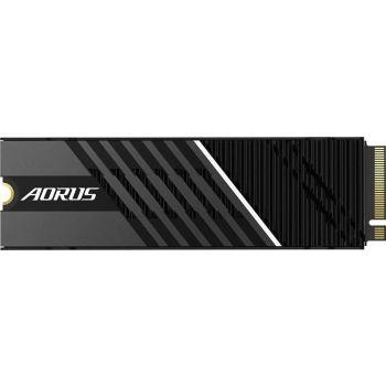 Gigabyte Aorus Gen4 1TB 7000s M.2 2280 PCI-Express 4.0 x4, NVMe 1.4 3D TLC Internal Solid State Drive (SSD) | GP-AG70S1TB