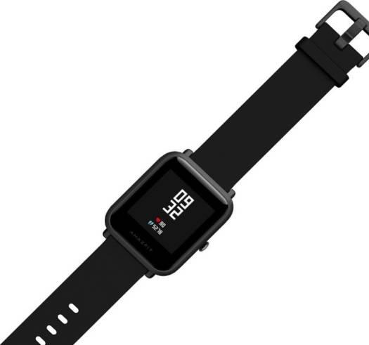 Xiaomi Amazfit Bip Smartwatch Youth Edition, Onyx Black   A1608