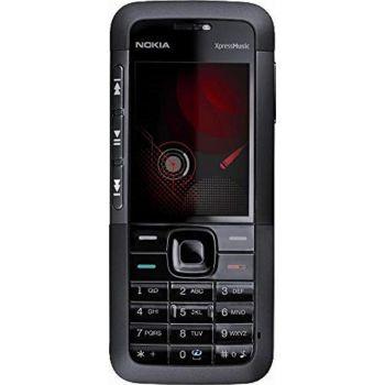 Nokia 5310 Xpress Music Mobile Phone, 2G - Black | N20947618A