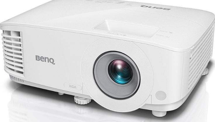 BenQ MX550 3600lm XGA Business Projector,Lumen High Brightness, 20,000 1  High Native Contrast, Dual