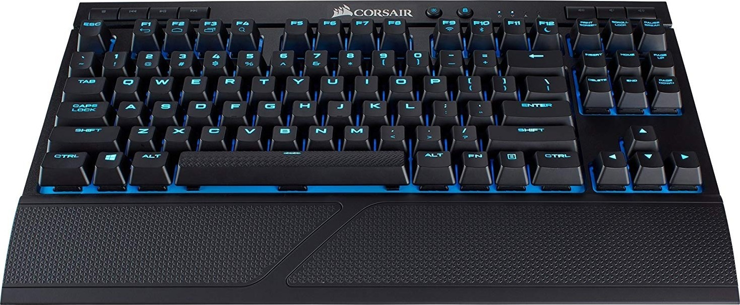 Corsair K63 Wireless Special Edition Mechanical Gaming Keyboard Ice Blue Led Cherry Mx Red Ch 9145050 Na Buy Best Price In Uae Dubai Abu Dhabi Sharjah