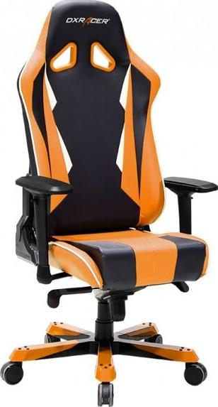 DXRacer Sentinel Series Gaming Chair Black / Orange | OH/SJ28/NO