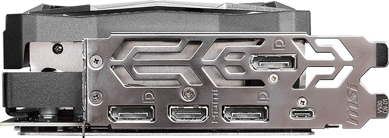 MSI GeForce RTX 2070 Gaming Z 8G 256-bit 8GB GDDR6 PCIe X16 3 0 DP/HDMI/USB  Graphics Card | 912-V373-005