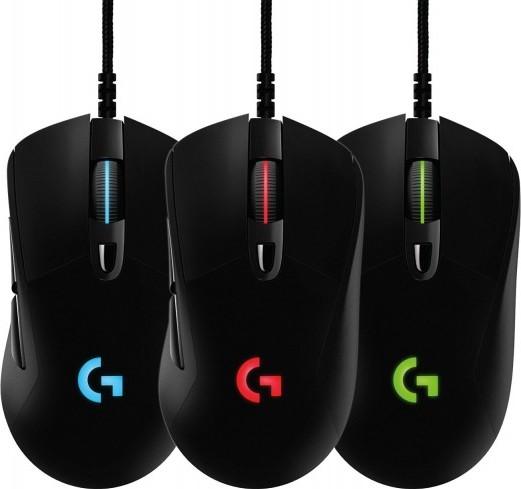 Logitech G403 Prodigy Wireless Optical Gaming Mouse Black 910 004818