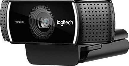 666070c64d2 Logitech C922 Pro Stream Full HD Webcam with Mic and Adjustable Tripod -  Black | 960