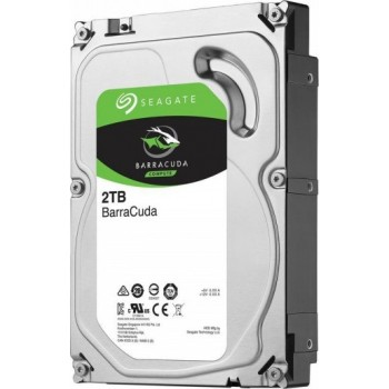 Seagate 2TB BarraCuda Desktop HDD SATA 6Gb/s 64MB Cache 3.5-Inch Internal Bare Drive - ST2000DM005 / ST2000DM006 / ST2000DM008