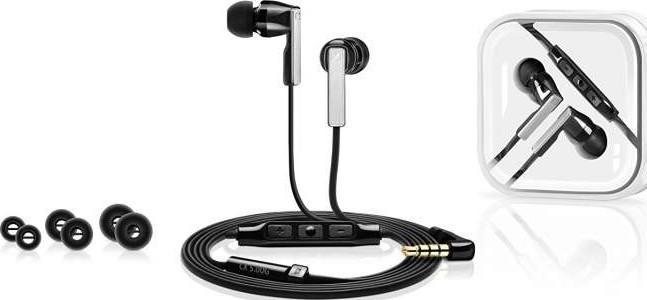 e3a030bef43 Sennheiser CX 5.00G Black In-Ear Headset | SH-CX-5.00-BLK Buy, Best ...