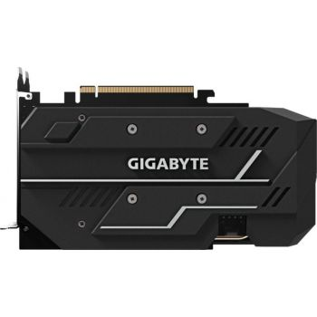 Gigabyte GeForce RTX™ 2060 D6 6G - GeForce RTX™ 2060, 6 GB GDDR6, 192 bit, PCI-E 3.0 x 16, Resolution 7680x4320, ATX, DisplayPort 1.4 *3, HDMI 2.0b *1 Graphics Card | GV-N2060D6-6GD