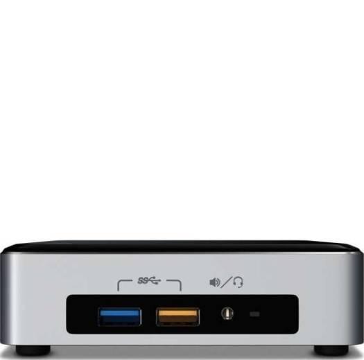 Intel NUC Gaming NUC6i5SYK Kit with 6th generation Intel Core i5-6260U | BOXNUC6I5SYK