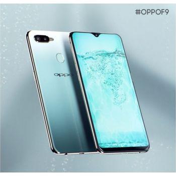 Renewed - Oppo F9 Pro Dual SIM Mobile Phone, 6GB RAM, 64GB Storage - Green   19113