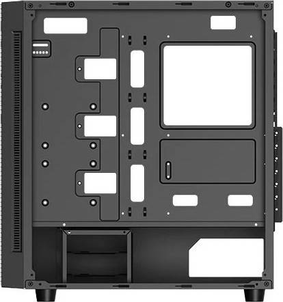 DeepCool MATREXX 55 MESH 4F Mid Tower, 360mm Radiator Support - Black | DP-ATX-MATREXX55-MESH-AR-4F