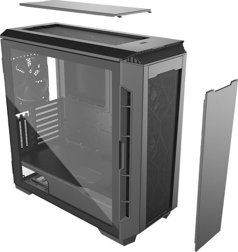 Phanteks Eclipse P600S Satin Black Color Steel / Tempered Glass ATX Mid  Tower Computer Case | PH-EC600PSTG_BK01