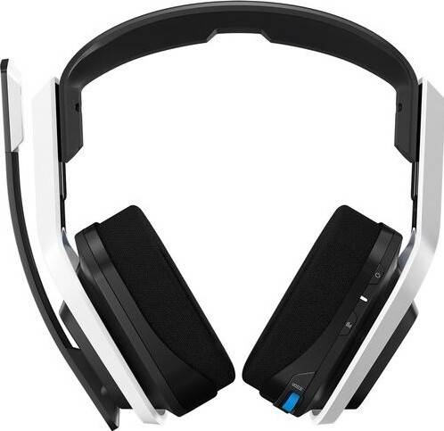 Astro Gaming A20 Wireless Headset Gen 2 for Playstation 5, Playstation 4, PC, Mac - White / Blue   939-001878