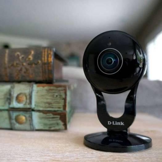 D-Link Full HD 180-Degree Wi-Fi Camera | DCS-2530L