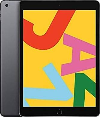 """Apple iPad 10.2"""" (2019 - 7th Gen), Wi-Fi, 128GB, With Facetime - Space Gray"""