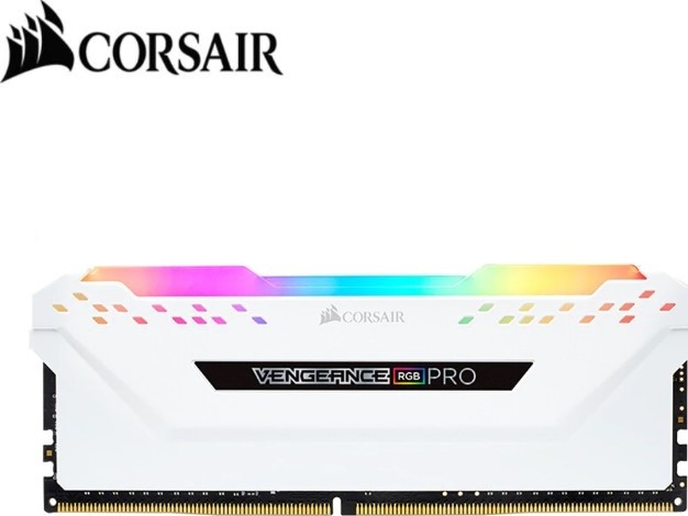 CORSAIR Vengeance RGB Pro, 16GB (2 x 8GB), 288-Pin DDR4, 3600hz (PC4 28800) Intel XMP 2.0 | CMW16GX4M2D3600C18W Buy, Best Price in UAE, Dubai, Abu Dhabi, Sharjah