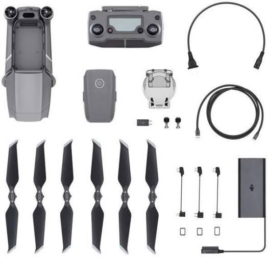 "DJI Mavic 2 Zoom Drone Quadcopter with 24-48mm Optical Zoom Camera Video UAV 12MP 1/2.3"" CMOS Sensor, Grey | Mavic 2 Zoom"