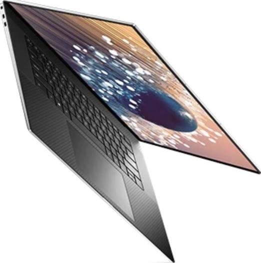 Dell Xps 17-9700-1400-SLVC I  CORE i7 10750 H – 2.6 GHZ 32GB 1TBSSD 17.0  UHD+ TOUCH WL 4GB GTX 1650TI  BT+CAM+FP, WINDOWS10 I 17-9700-1400-SLVC