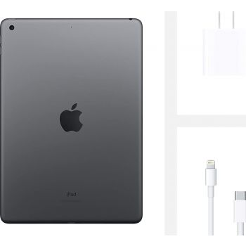 """Apple iPad 10.2"""" (2020 - 8th Gen), With Facetime, Wi-Fi, 32GB - Space Gray 
