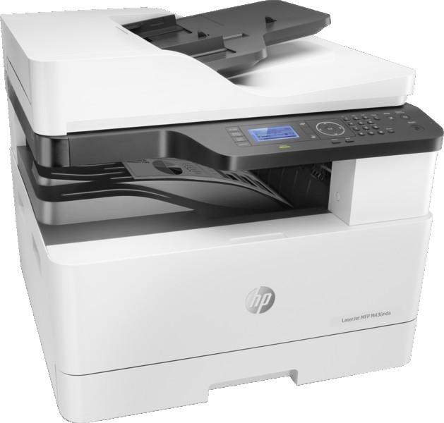 HP LaserJet MFP M436NDA Monochrome Printer A3, A4 Print Scan and Copy W7U02A