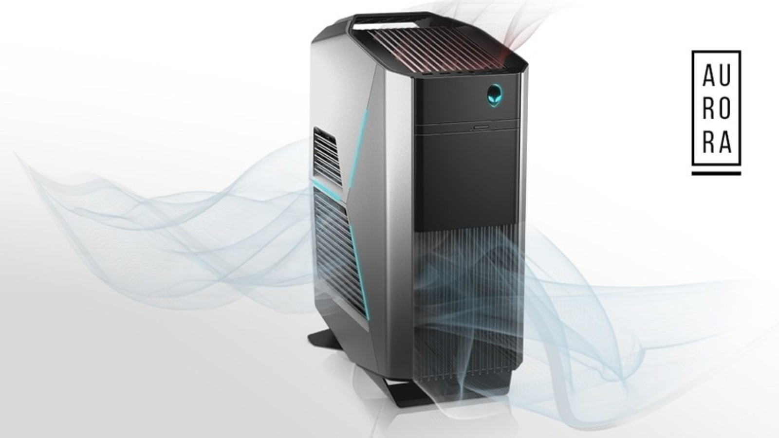 DELL ALIENWARE AURORA R8 GAMING PC Intel Core i7 9700K 16GB RAM DDR4 1TB  HDD+ 256GB SSD NVIDIA Ge