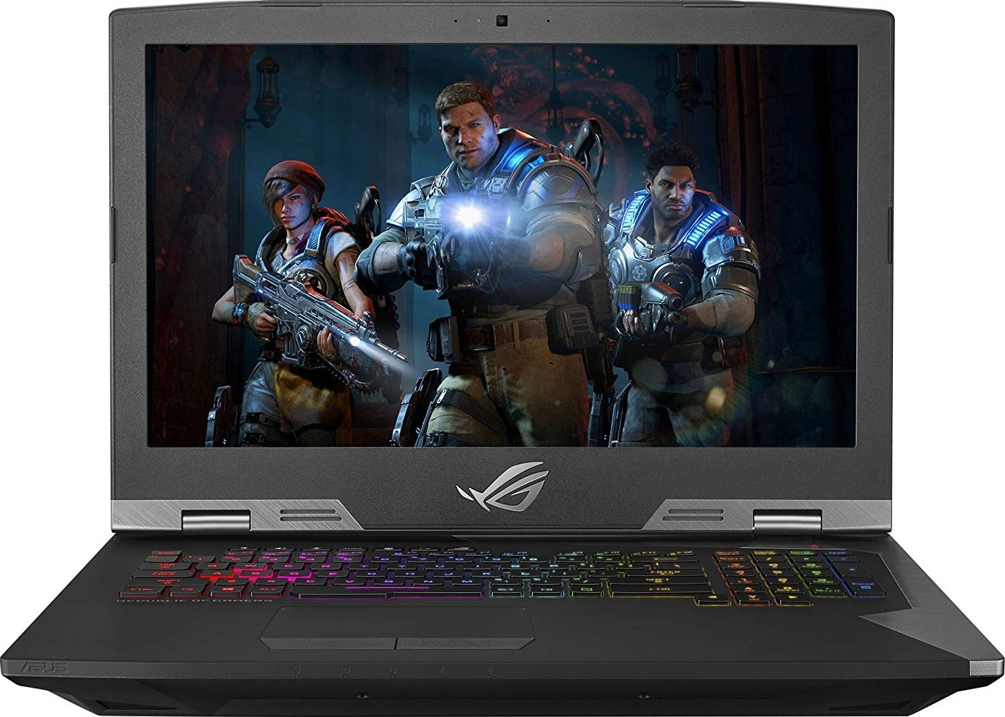 Asus ROG G703GXR Gaming Laptop, 17 3 144Hz 3ms G SYNC, Intel Core i9 9980HK  Processor, Nvidia RTX