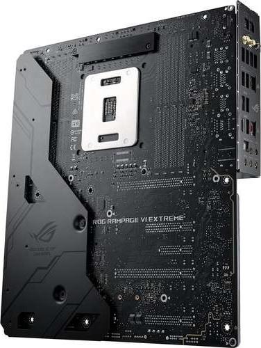 Asus Rog Rampage VI Extreme LGA2066 DDR4 M 2 U 2 X299 EATX Motherboard with  onboard 802 11AD WiGig W