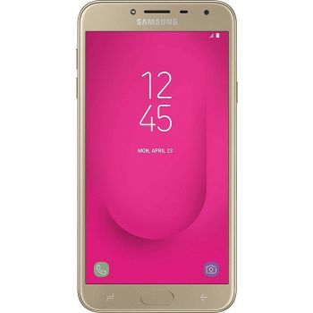 Samsung Galaxy J4 Dual SIM Mobile Phone, 32GB, 4G LTE - Gold | N15961181A