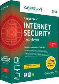 Kaspersky Internet Security 2016 + 1 License FREE