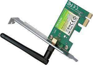 TP-Link TL-WN781ND  Wireless PCI-E Adapter 150 mbps