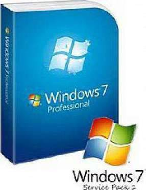 MICROSOFT WINDOWS 7 PROFESSIONAL OEM 64BIT   FQC-08289
