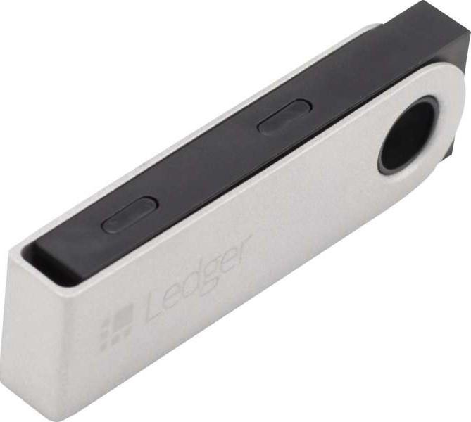 ledger nano s cryptocurrency hardware wallet price