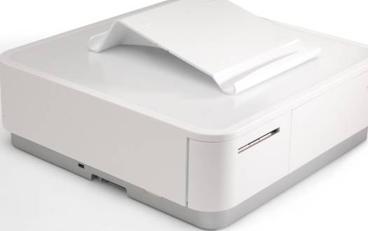 "Star Micronics MPOP10 mPOP with 2"" Integrated Printer and Cash Drawer (Tablet Not Included) - White 