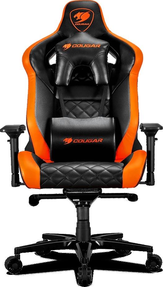 Cougar Armor Titan Gaming Chair Orange Cg Chair Armor