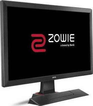BenQ ZOWIE RL2455S Full HD 24 inch Gaming Monitor - 1080p 1ms Response Time for Competitive eSports Gaming, Dual HDMI, DVI-D, D-Sub | RL2455S