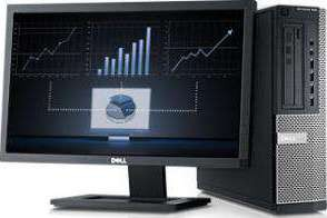 Dell Optiplex 990 With 18 5 LCD Monitor