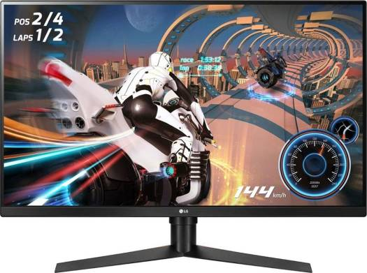 "LG 32GK650F-B 32"" QHD Gaming Monitor with 144Hz Refresh Rate and Radeon FreeSync Technology 