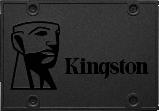 "Kingston 120GB Digital A400 SATA III 2.5"" Internal Solid State Drive 