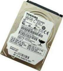 TOSHIBA 500GB Notebook / Laptop Hard Drive | MQ01ABF050