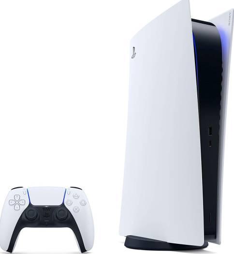 Sony PlayStation 5 Digital Edition Console (Japanese Version)