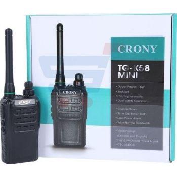 Crony Walkie Talkie k58 - Black   N15564149A