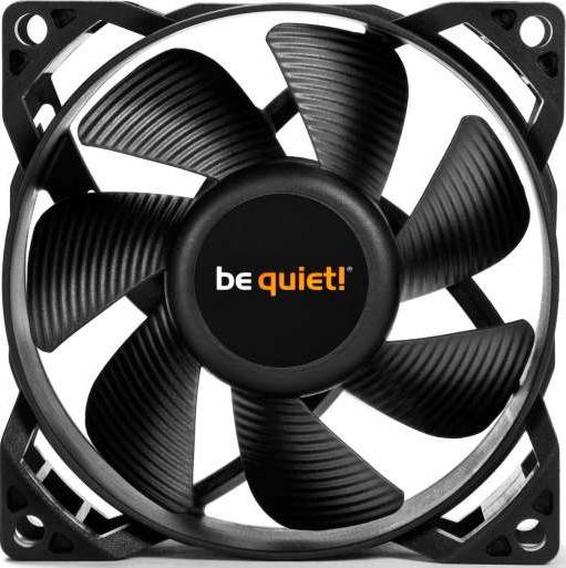 be quiet! Pure Wings 2 80mm Essential Outstanding Reliability and Silent Cooling Fan | BL044