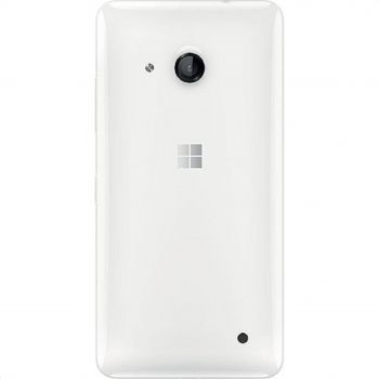 "Microsoft Lumia 550 Single Sim Mobile Phone, 1GB RAM, 8GB Storage, 4.7"" Display, 4G LTE - White   N11049083A"
